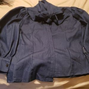 Blue shirt feel like blue jean